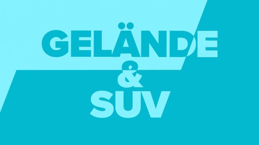 Geländewagen & SUV: Übersicht aller Testberichte, technischen Daten & Preise