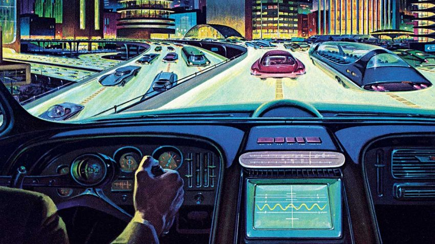 Intelligent, sauber, vernetzt: Mobilität der Zukunft