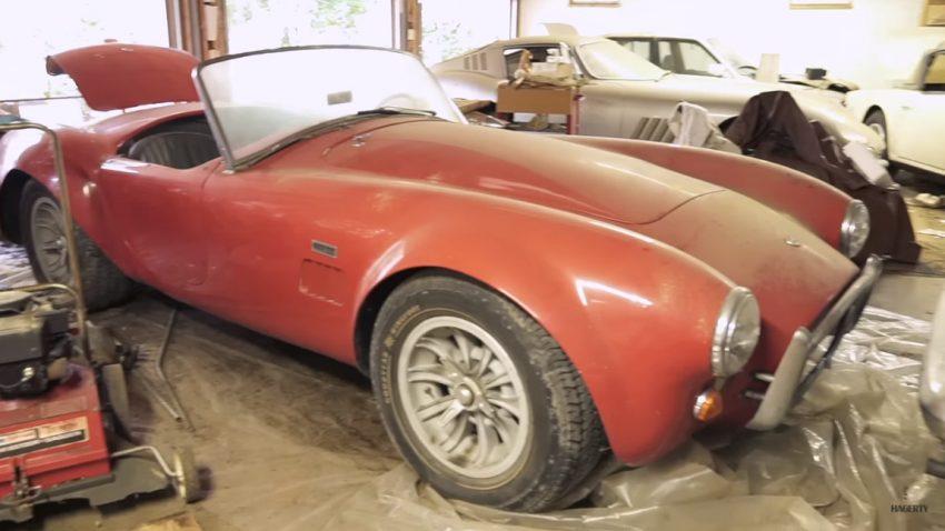 Der 4 Millionen Dollar-Scheunenfund: 1966er Shelby Cobra 427 und 1967er Ferrari 275 GTB/2