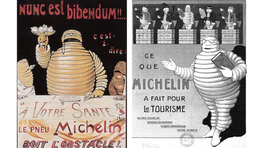 Guide Michelin: Warum empfiehlt uns ein Reifenhersteller Restaurants?