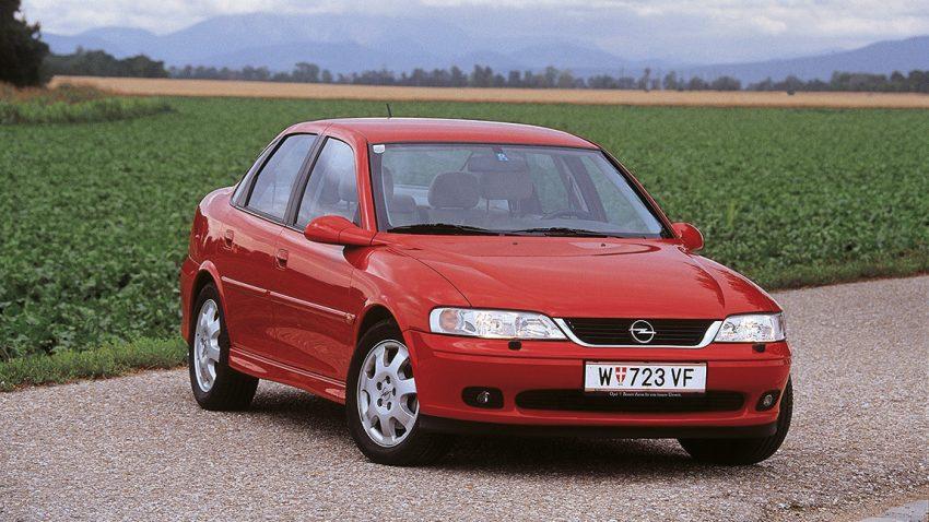 Opel Vectra 2,5 V6 Automatik: Hier und heute