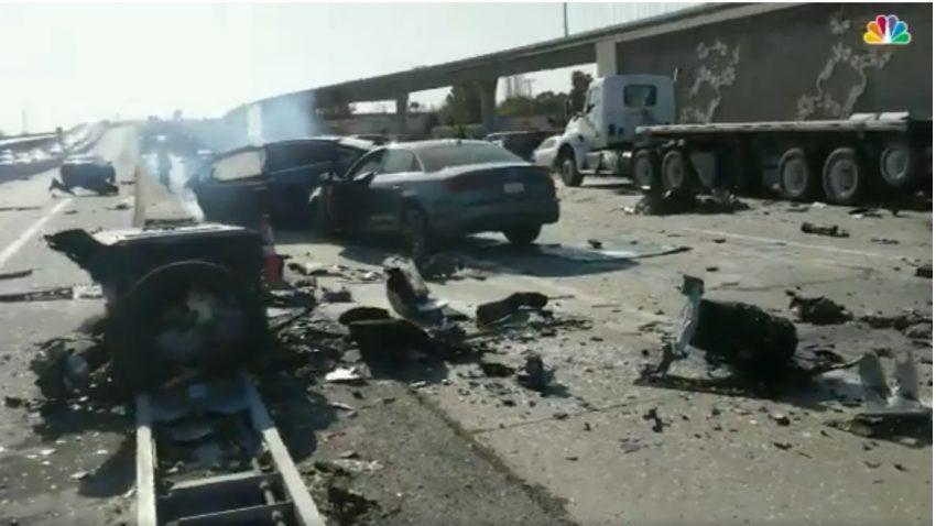 Tödlicher Unfall in Kalifornien: Familie klagt Tesla