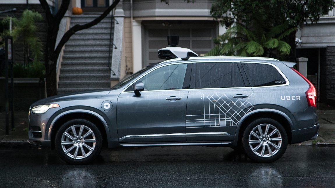 Uber kämpfte bereits monatelang mit Problemen mit selbstfahrenden Autos