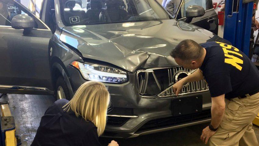 """Tödlicher Uber-Crash: """"Volvos Standard-Software hätte Fußgängerin erkannt"""""""