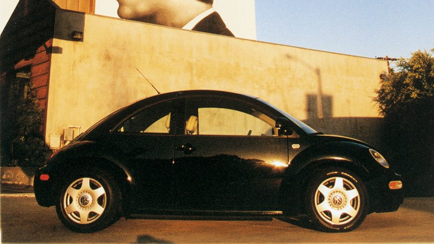 VW Beetle 1,8T: Powerflower