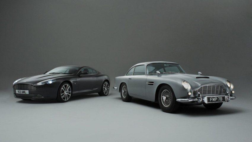10 legendäre Autos und ihr Nachwuchs: Alt neben neu