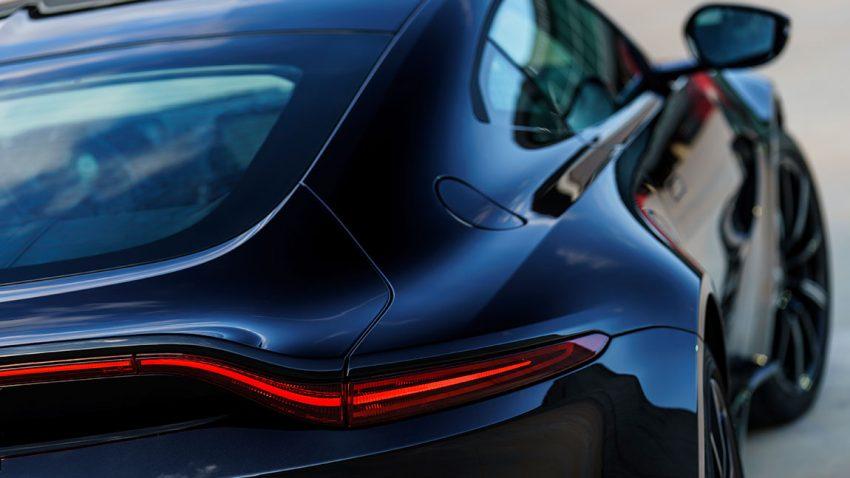 Aston Martin Vantage: Aus dem Vollen gefräst