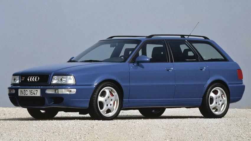 Audi Avant RS2: Der Sportwagen im Schafspelz