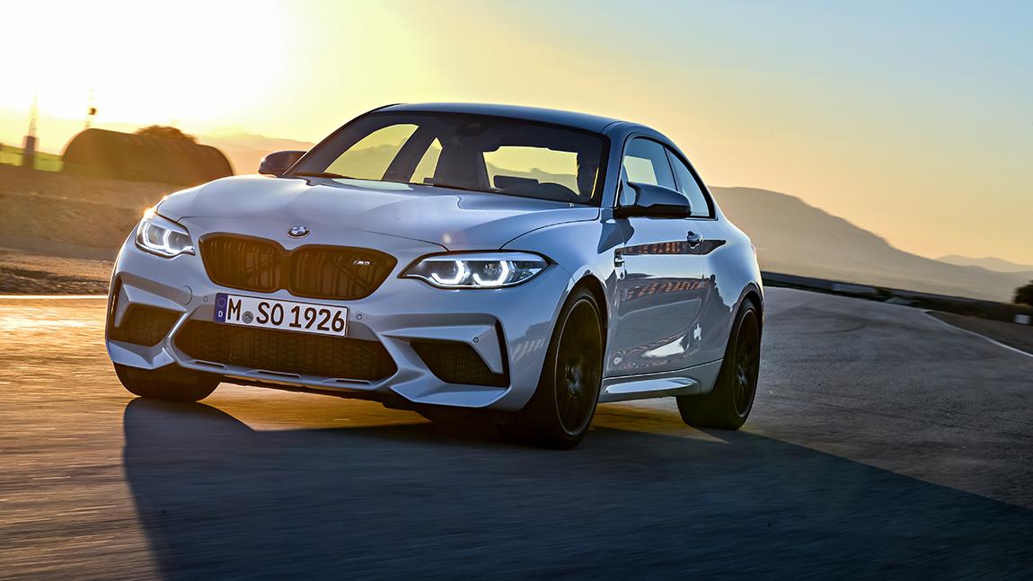 M4 Sport Online >> Der BMW M2 Competition ersetzt den M2 und kommt dem M4 nahe : autorevue.at