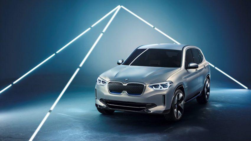 BMW iX3: Elektro-SUV aus Bayern in China