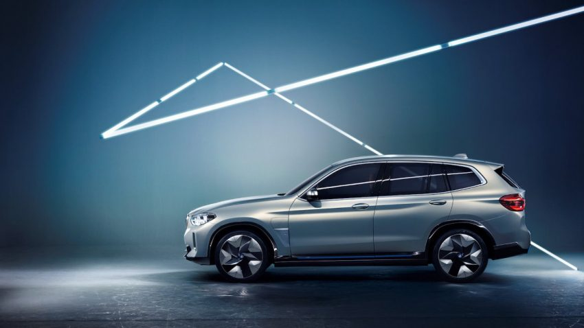 BMW iX3: Elektro-SUV aus Bayern in China