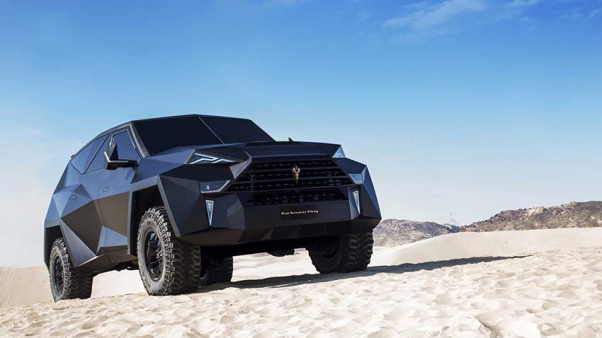 Karlmann King IAT Automobile Technology Luxus SUV