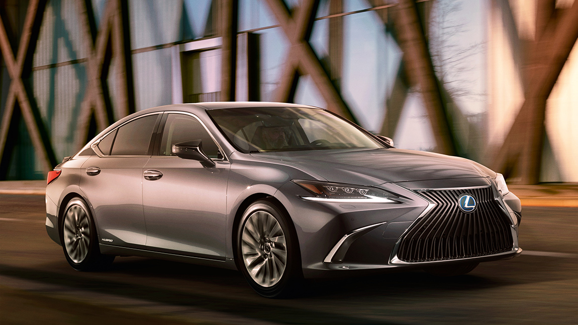 Lexus ES Auto China Peking