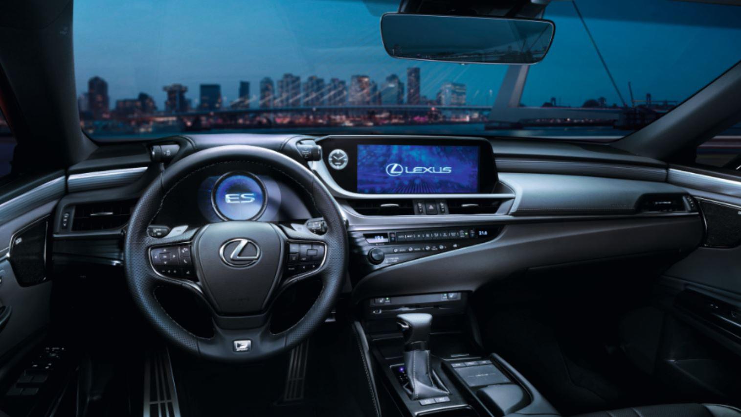 Lexus ES 300h Limousine Oberklasse
