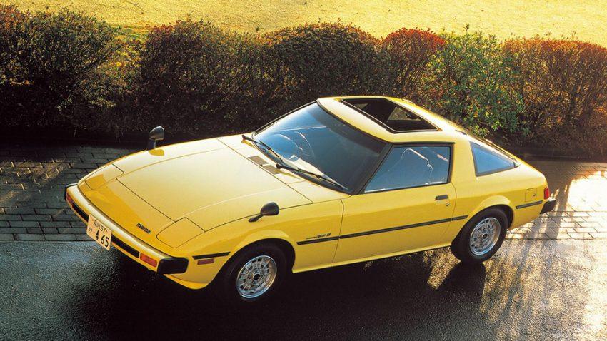 Mazda RX-7: Das Runde im Eckigen
