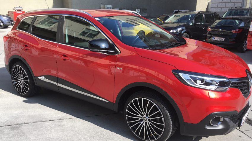 Renault Kadjar zu verkaufen