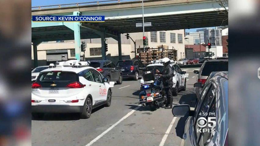 Erster Strafzettel für selbstfahrendes Auto - eine Woche nach tödlichem Uber-Unfall