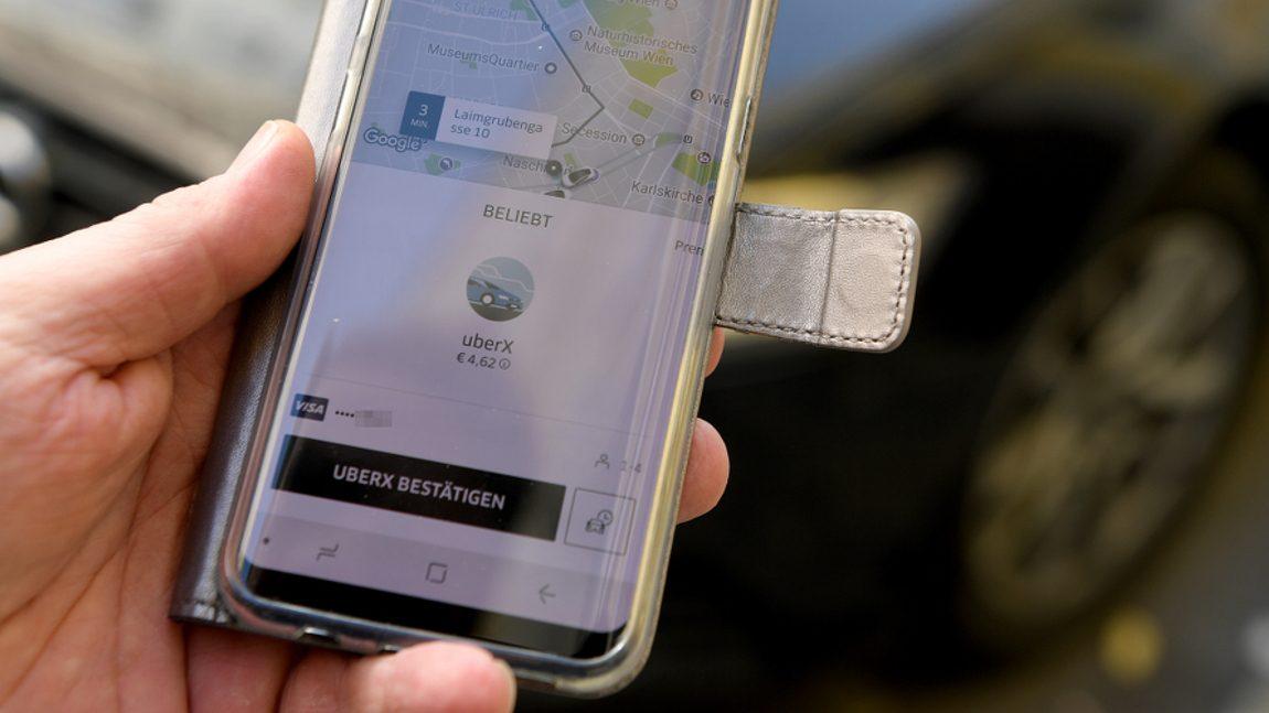 Uber fährt schon wieder in Wien
