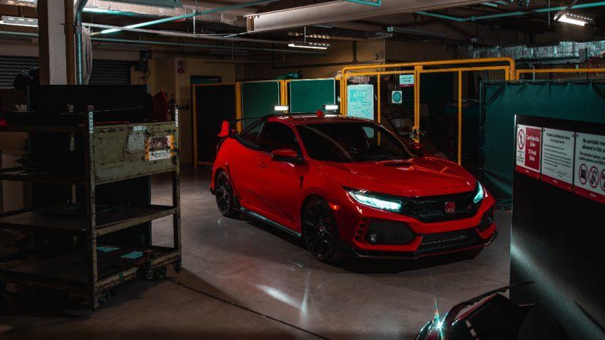 Honda macht den Civic Type R zum Pick-up
