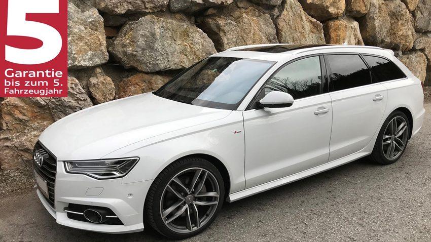 Audi A6 Gebruachtwagen zu verkaufen