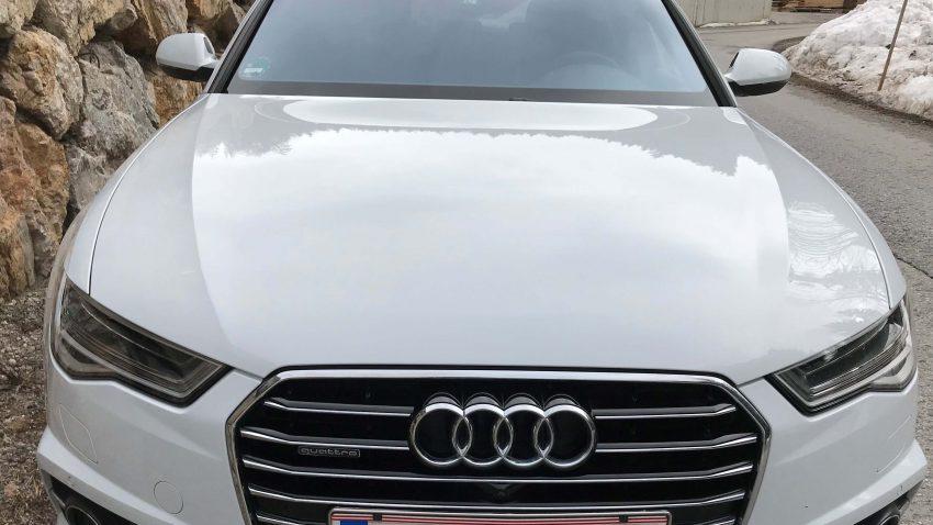 Audi A6 Kombi Avant zu verkaufen Gebrauchtwagen
