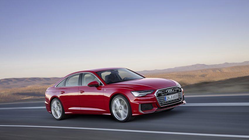 Audi A6 Limousine 2018