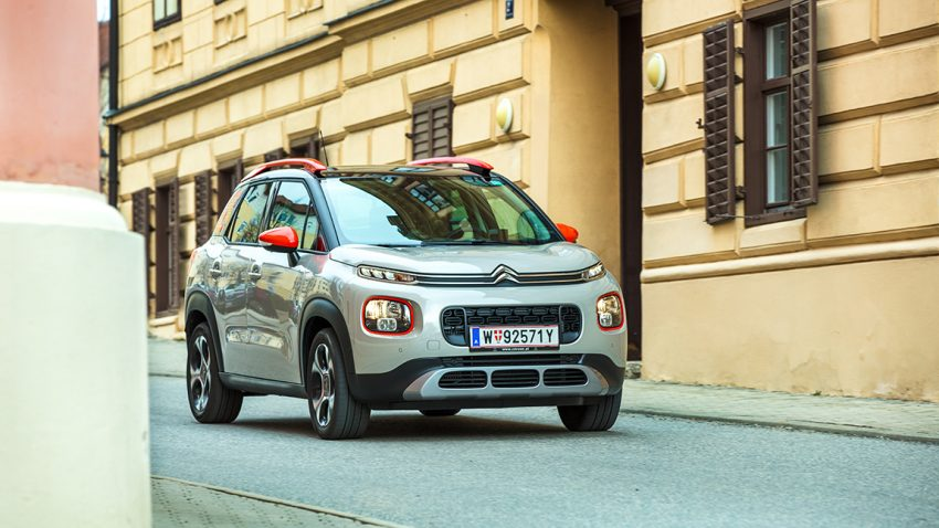Citroen C3 Aircross Test