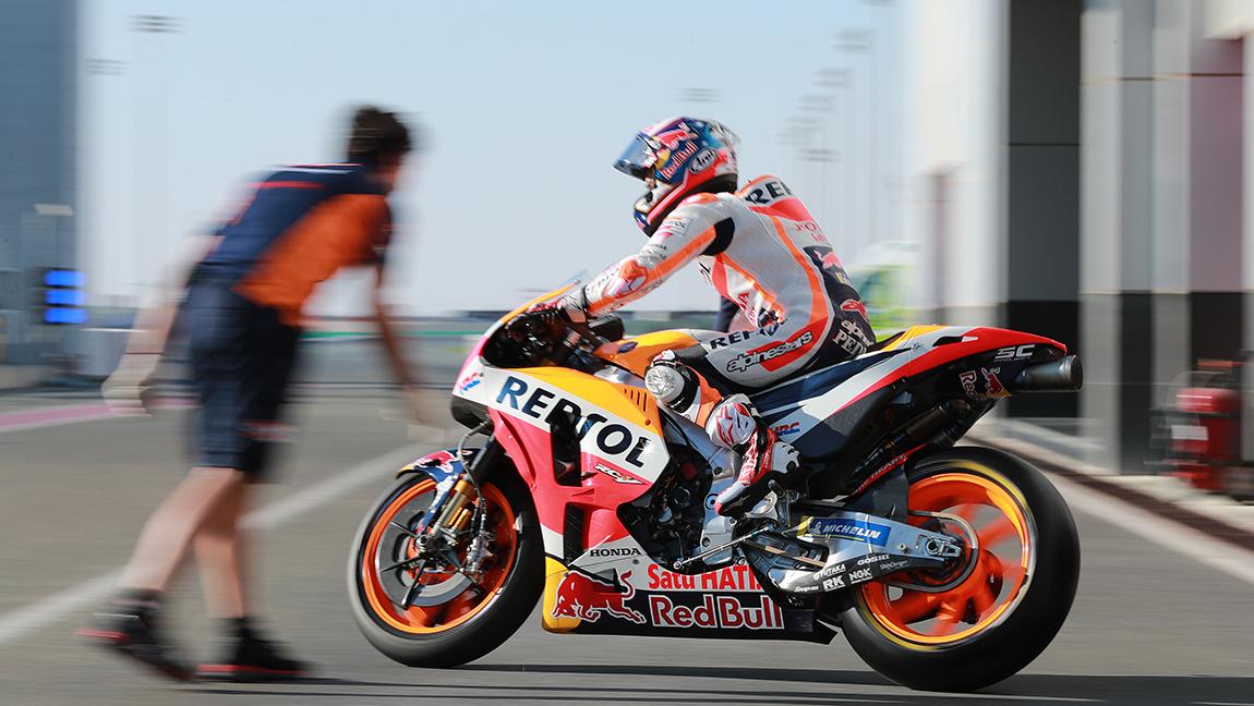 Dani Pedrosa Interview MotoGP Honda