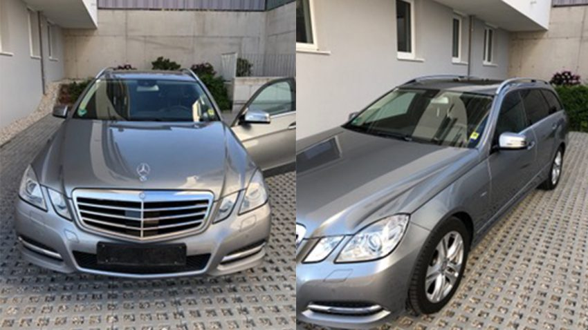 Mercedes E250 T CDI Gebruachtwagen zu verkaufen