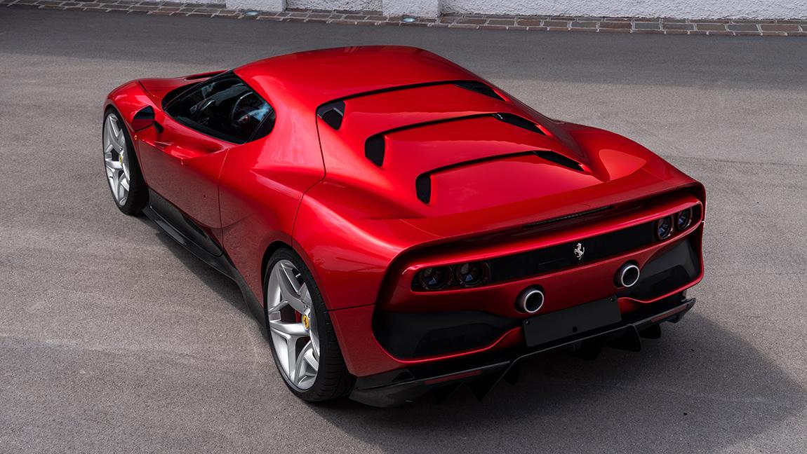 Ferrari SP38 Einzelstueck