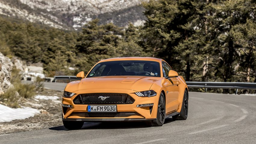 Ford Mustang 2018 Test Fahrbericht