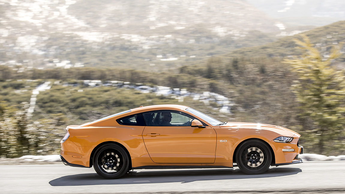 Ford Mustang 2018 Test Fahrbericht