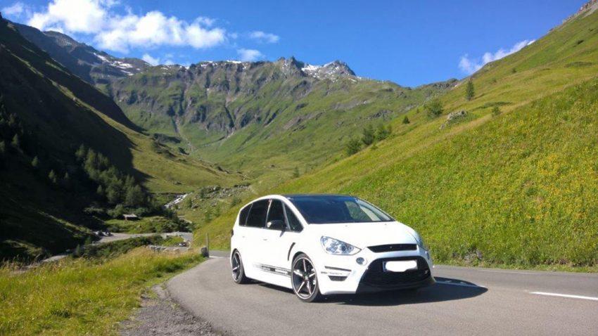 Gebrauchtwagen Ford S-Max Titanium zu verkaufen