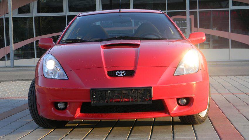Toyota Celica 1,8 VVT-i Gebrauchtwagen zu verkaufen