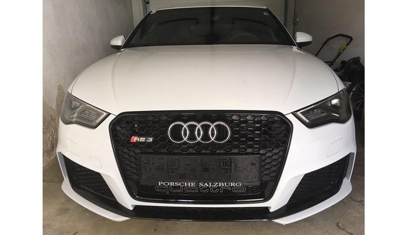 Audi RS3 MTM Gebruachtwagen zu verkaufen