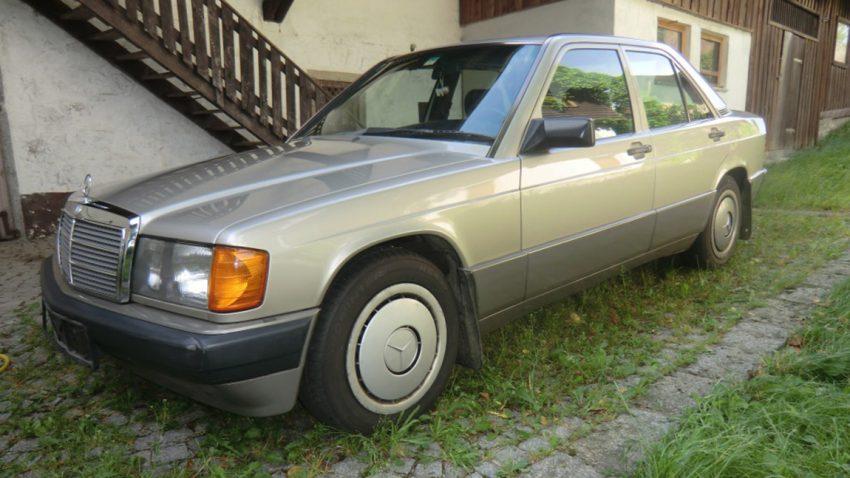 GEbrauchtwagen Mercedes 190 zu verkaufen