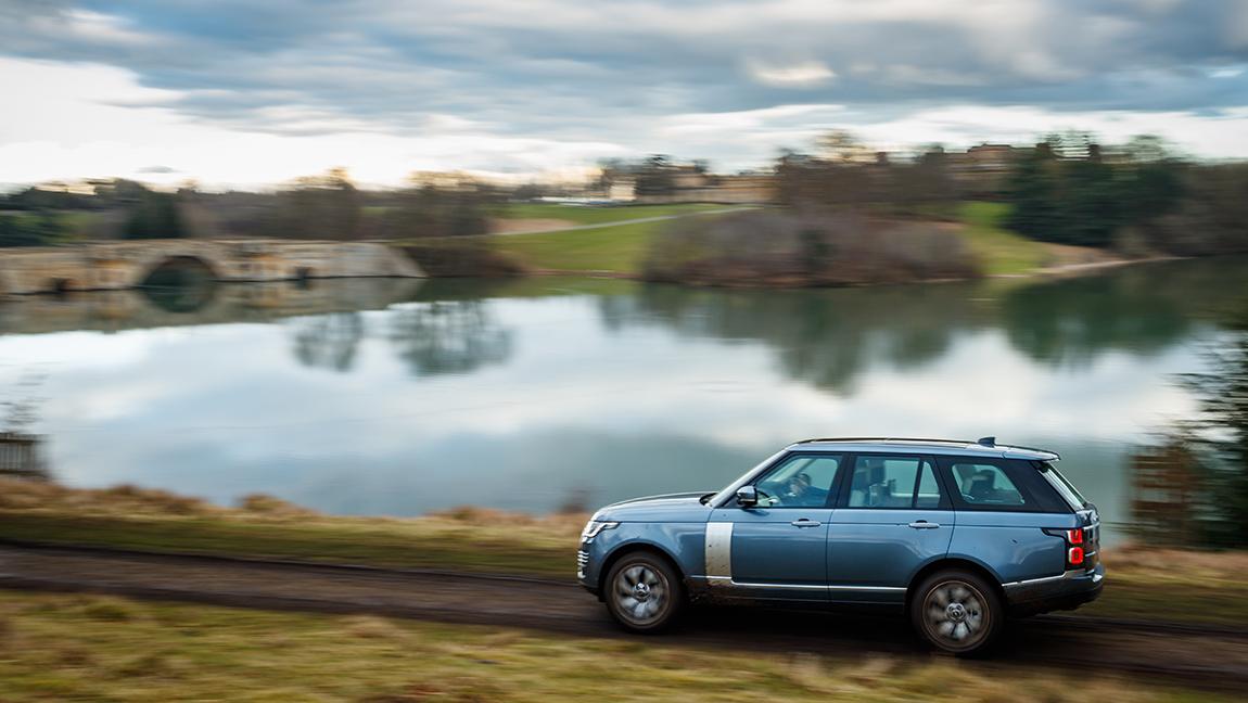 Range Rover P400e Plug-in-hybrid Test