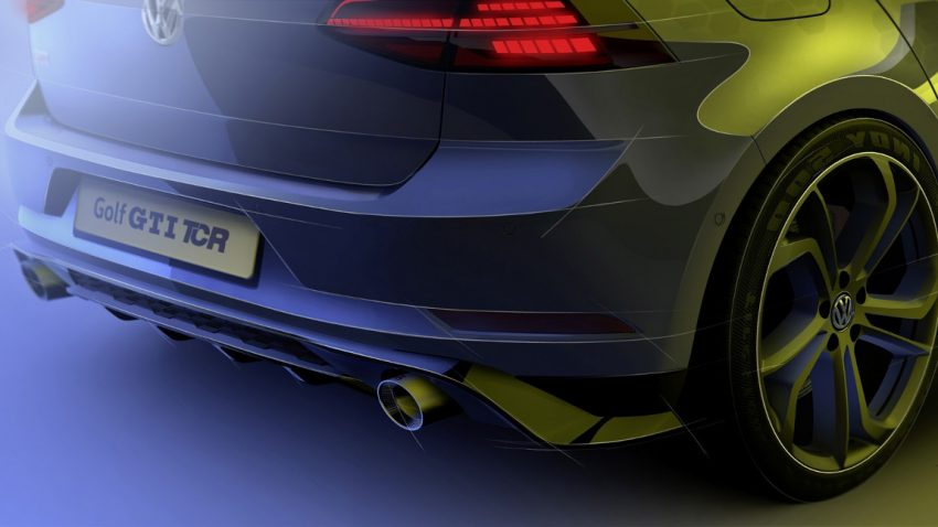 VW Golf GTI: TCR-Sondermodell mit 290 PS