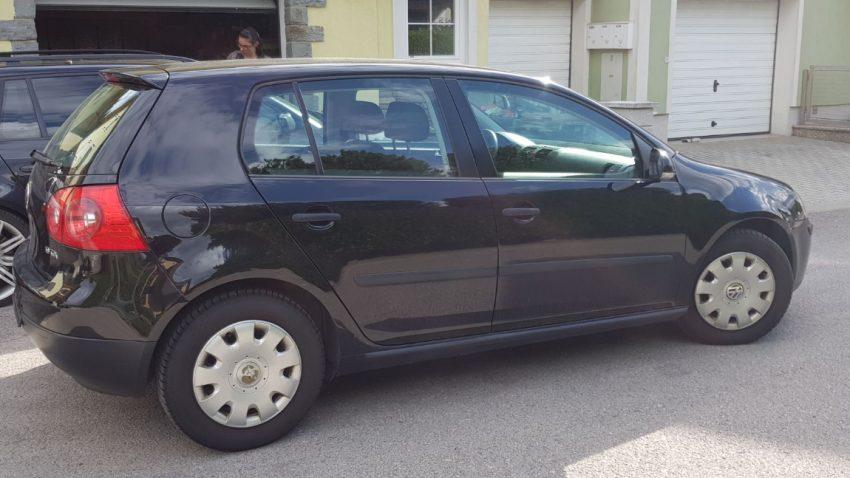 VW Golf Gebrauchtwagen zu verkaufen