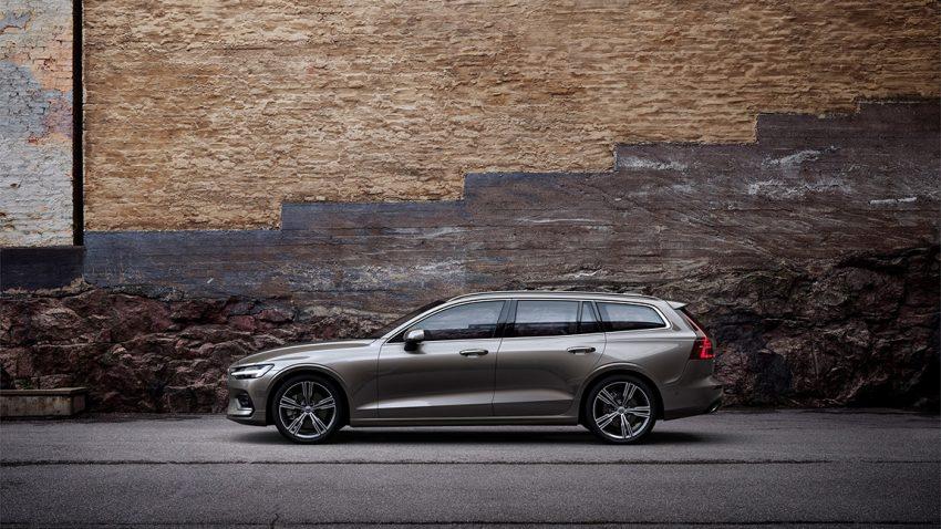 Volvo V60 Testfahr fahrbericht Autorevue Juni 2018
