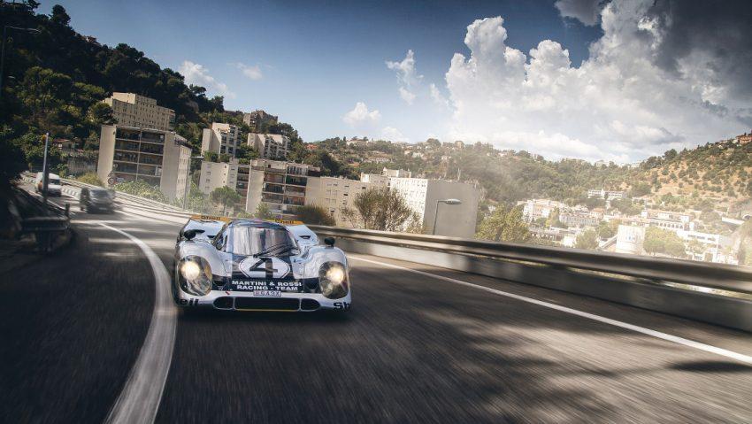 Wie man eine Straßenzulassung für einen originalen Porsche 917 bekommt