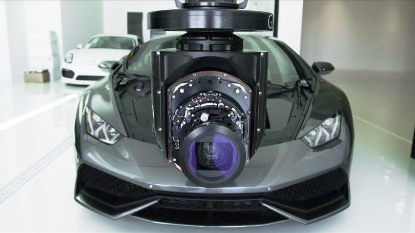 Lamborghini HuraCam: Das schnellste Kamera-Auto der Welt?