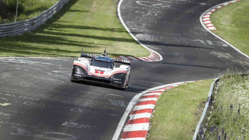 5:19.546 Minuten: Neuer Nordschleifen-Rekord für Porsche 919 Hybrid Evo