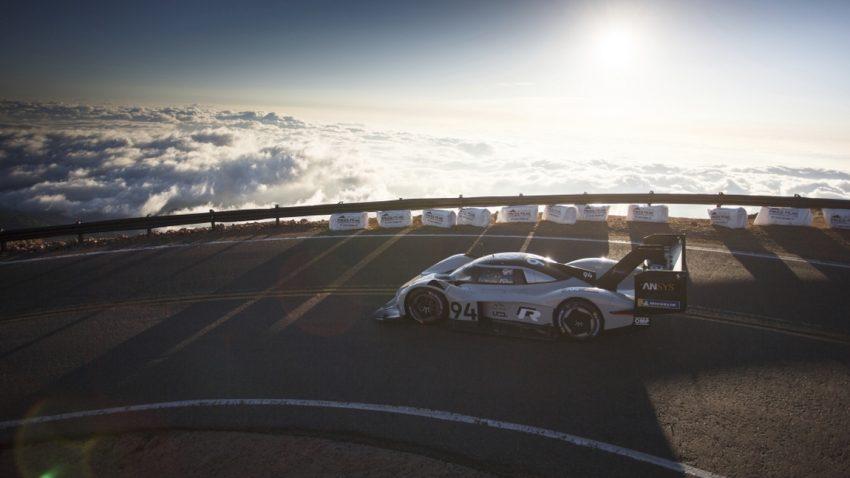 Neuer Allzeit-Rekord am Pikes Peak: Bestzeit für Volkswagens I.D. R