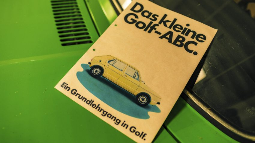 Dieser Wiener hat die wahrscheinlich größte Golf-Sammlung der Welt
