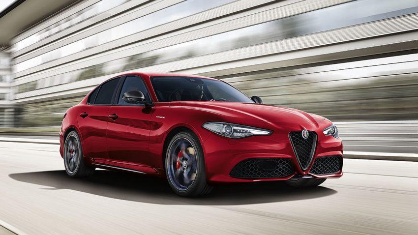 Romeo und Giulia: Eine automobile Liebesgeschichte