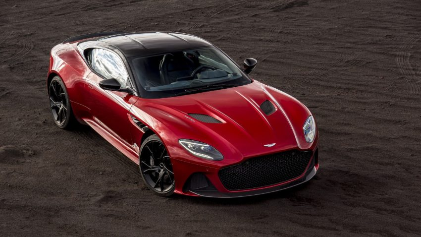 Weltpremiere Aston Martin DBS Superleggera