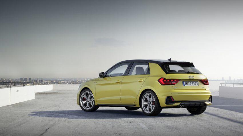 Der neue Audi A1: Nennt ihn nicht Kleinwagen