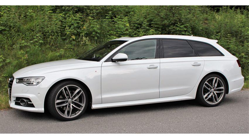 Audi A6 Gebrauchtwagen zu verkaufen