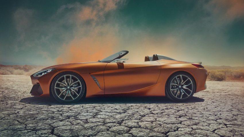 BMW bestätigt Produktion des neuen Z4 bei Magna in Graz